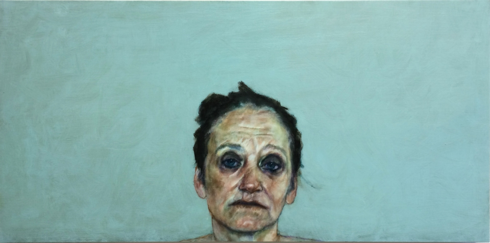The Child is Gone (portrait of Demeter)